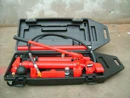 Hydraulic Body Repair Kit or Porta Power