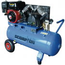 Air Compressor 15CFM Portable Petrol