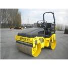 2.6 t Double Drum Ride on Vibrating Roller